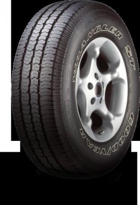 Wrangler ST Tires